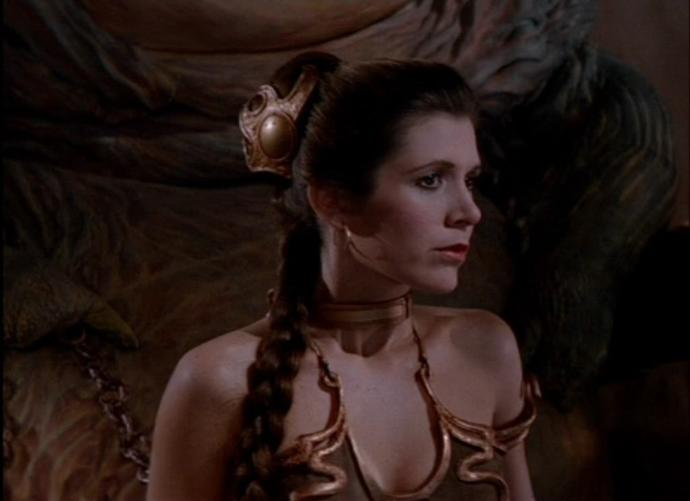 Is Slave Leia degrading?