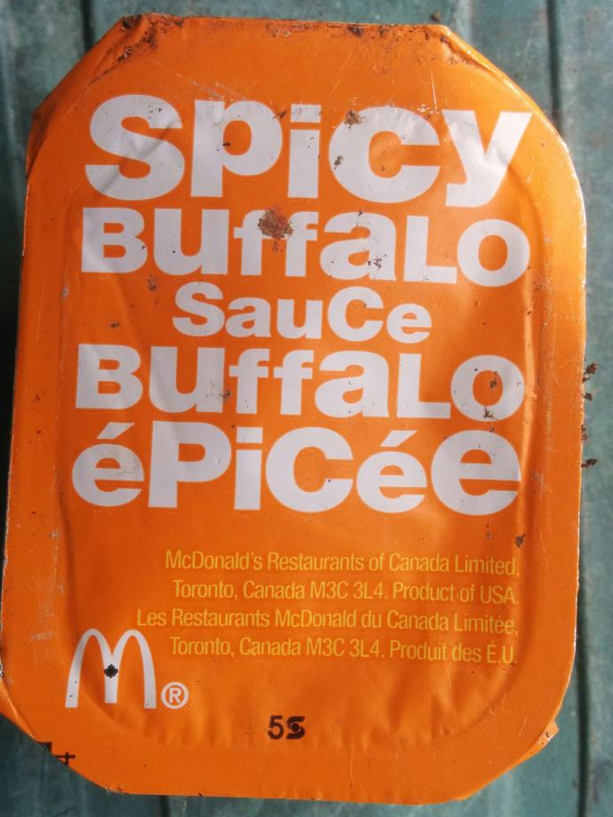 McDonalds: Chicken McNuggets: Out of this list what sauce would you order?