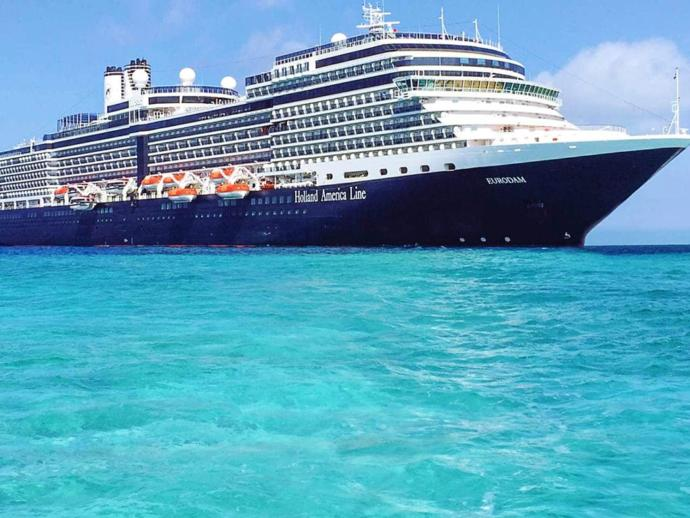 2,000 People Stranded on a U. S. Cruise Ship?
