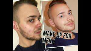 Are There Any Guys Who Approve of Male Make Up?
