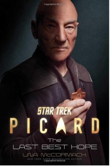 What do you think of the new Star Trek Picard Series?