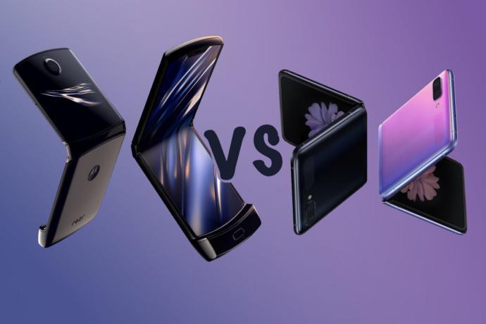 Motorola Razr vs Samsung Z Flip - Is the the beginning of the flip phone era again?