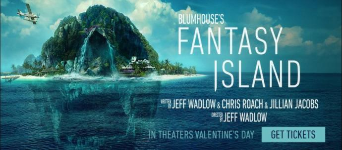 Would you consider watching sonic the hedgehog or fantasy island on Valentines day?