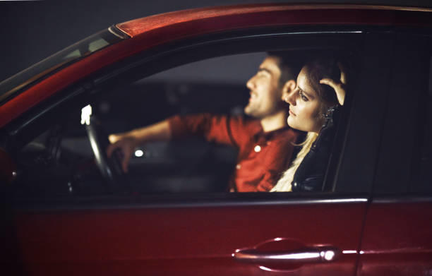 Have you ever went for a drive with your partner in the middle of the night?