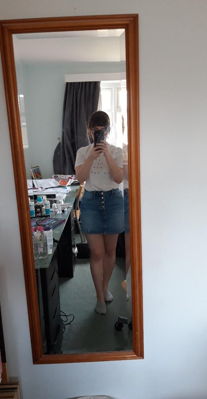 One, is this outfit to casual for town and two, thoughts on thick thighs v thigh gaps?