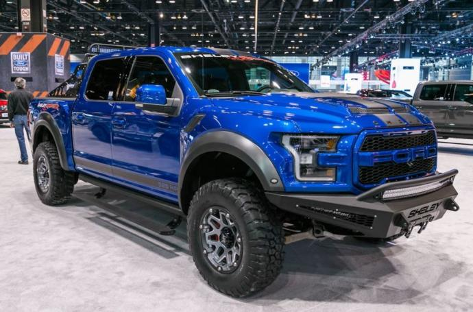 Which of these Luxury/Performance SUV/Trucks would you choose?