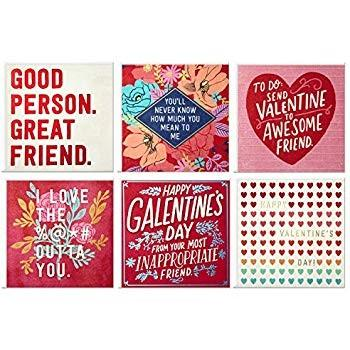 What are some of your favorite Valentines day card?