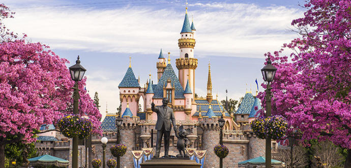 Is going to Disneyland for the second date too much?