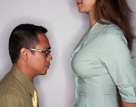 What are you thinking when you stare at a girls breasts?