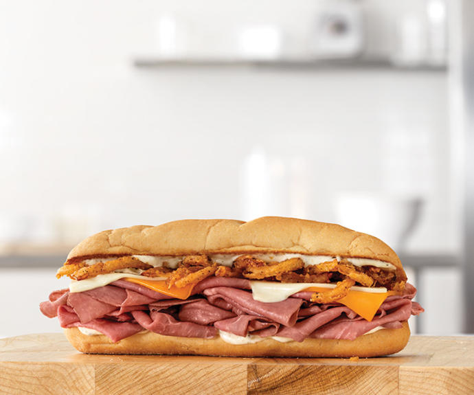 Arbys: Roast Beef Menu part 1: Out of this list what would you order?
