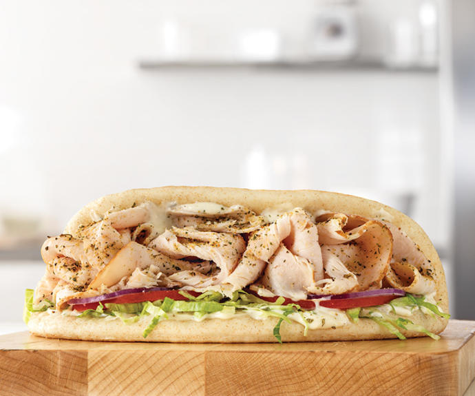 Arbys: Turkey Menu: Out of this list what would you order?