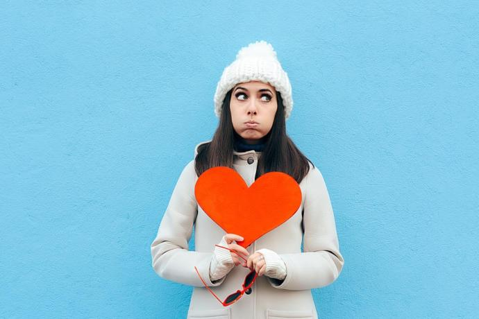 Do you or did you feel pressured to celebrate Valentine's Day?