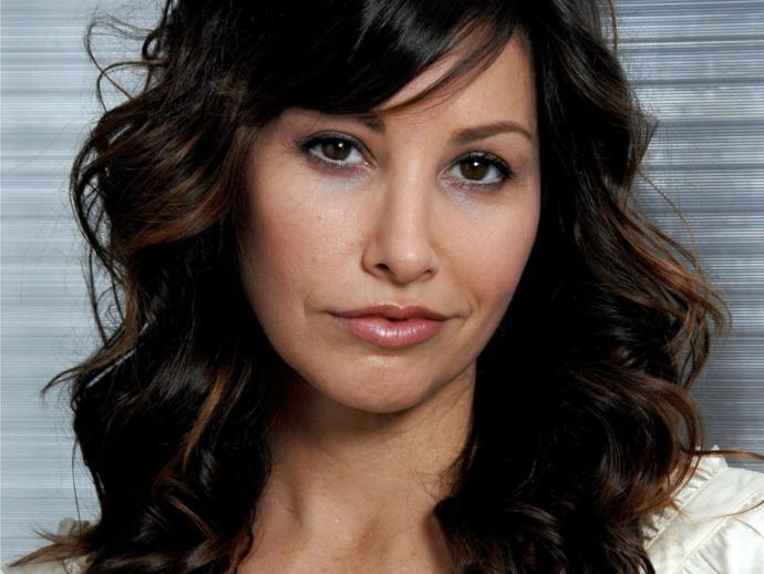 What do you think of actress gina gershons lips?