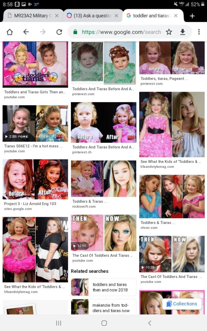 Do you. Think children should do the beauty pageant.. ? Just like the shows : Kims beauty pageant and Toodler and Tiaras?