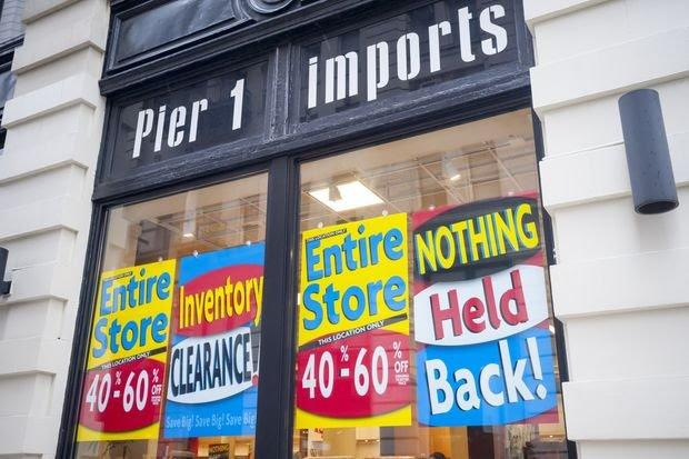 Pier 1 Imports filing chapter 11bankruptcy and closing 450 stores cutting 40% of staff. Did you ever shop there?