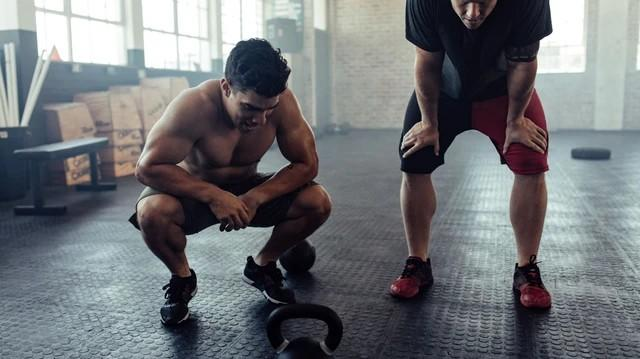 Is there a way to not be too sore the day after an intense workout?