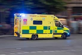 Have you ever been in an ambulance?