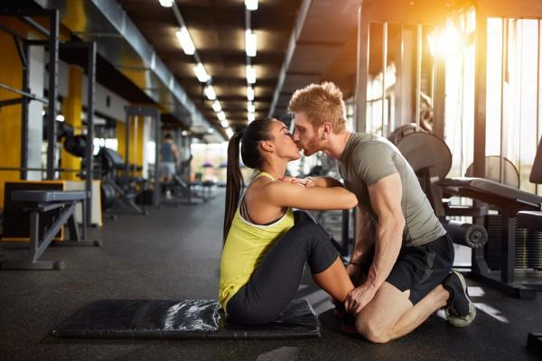 Do you think working out with your partner results in better achievement?