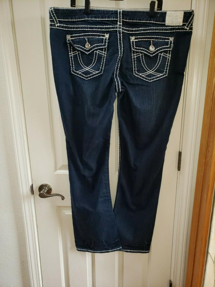 Girls, do you like this style of jeans?
