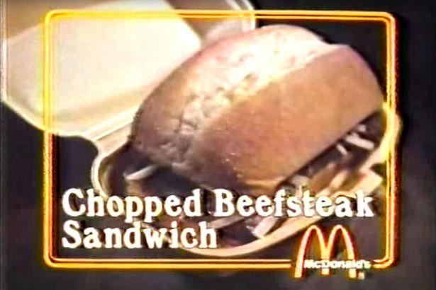 McDonalds: Discontinued Menu Part 2: Out of this list what have you tried or what would you like to try?