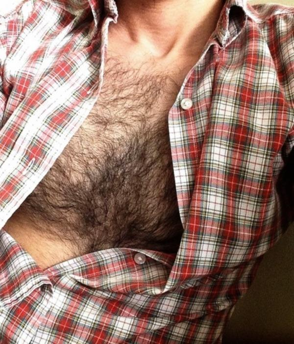 How do you think that guys are much hairy than girls?