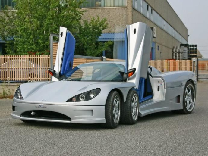 Which of these Cool & Odd supercars would you choose?