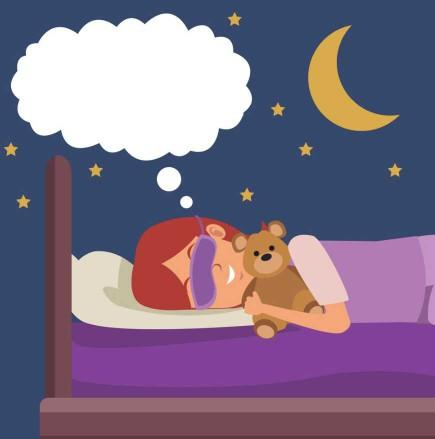 Do you think dreams carry meanings sometimes or are they just random thoughts that you get while sleeping?
