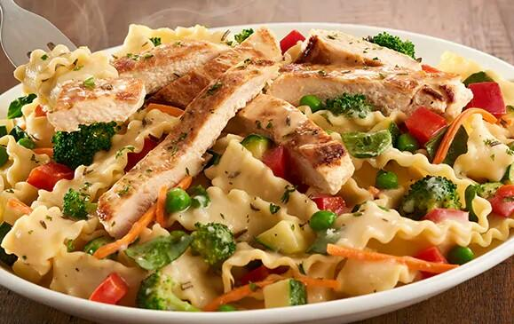 Olive Garden: Tastes of the Mediterranean Menu: Out of this list what would you order?