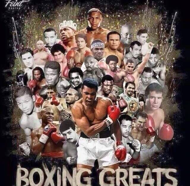 Why has boxing become so pathetic of a sport were dudes cant fight?