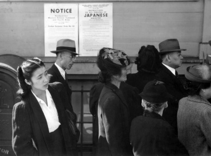California has officially apologized for the Japanese-American internment, your thoughts?