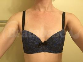 An example of a 26DD off bratabase. It is small because DD isnt enough to cancel out the tiny band size (26in)
