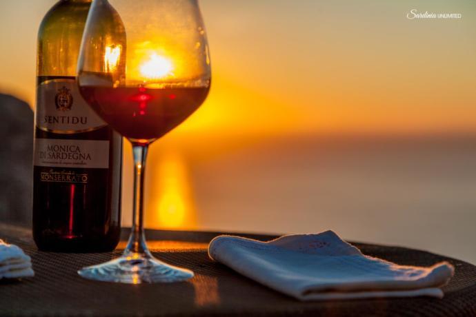 Sardinian sunset