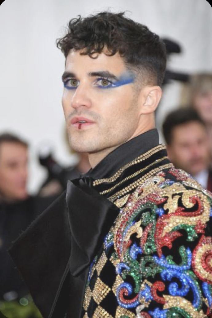 Makeup and men?