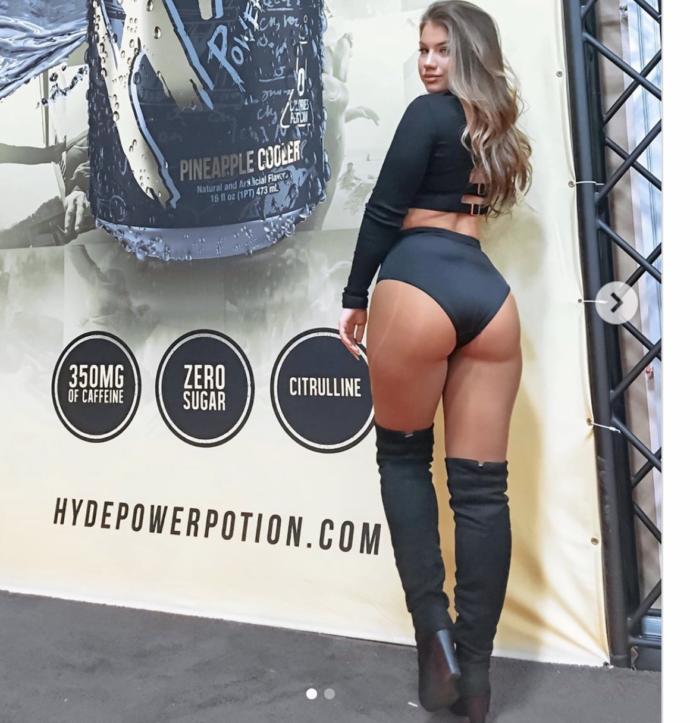Would you prefer a girl with a real booty or fake booty?
