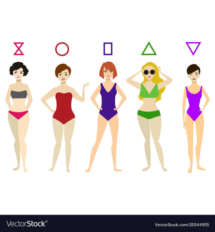 Guys what body shape is your preferred preference?