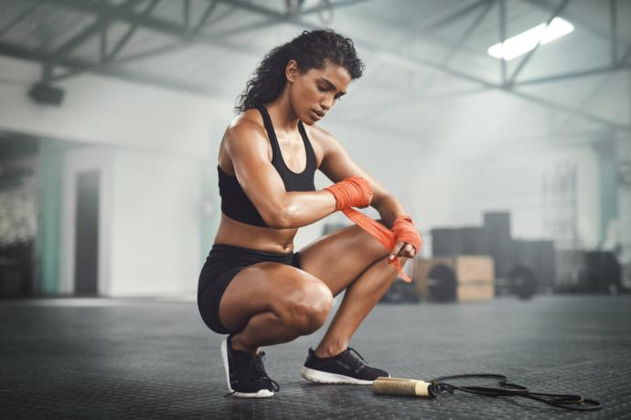 What is your favourite type of workout?