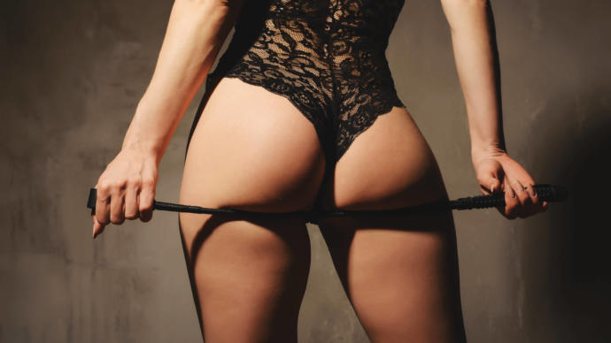 For those who like to be spanked, do you like it hard, soft or in the middle?