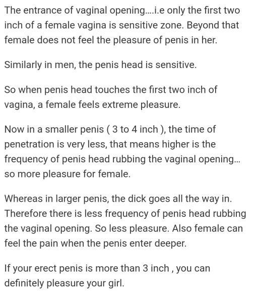 Ladies is this true?
