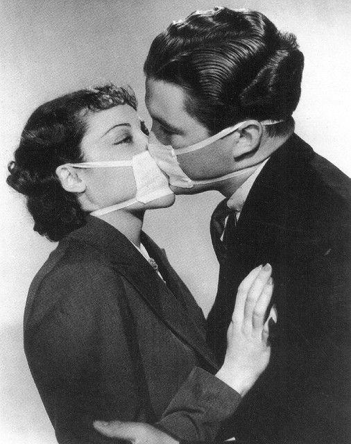 Has Coronavirus made you afraid of kissing your partner?
