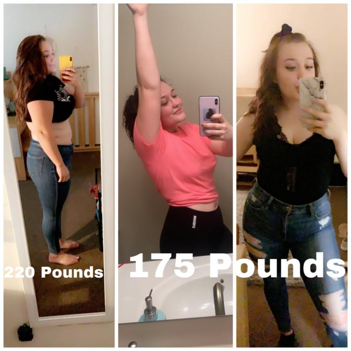 Two things: 1) How do I get over a weight slump (like a weight that I'm stuck at) and, does anybody else fluctuate five pounds during the day?