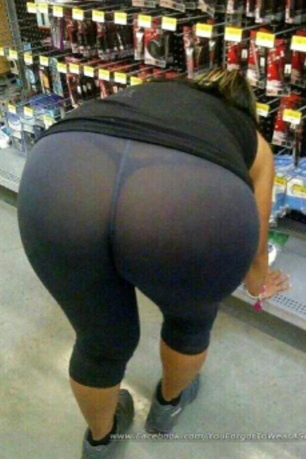 Ladies, why do you bend over?