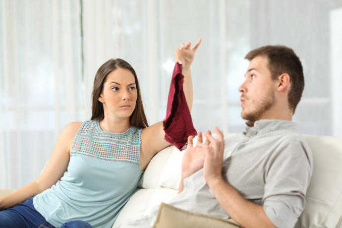 Have you cheated on your partner? If so, were you sexually satisfied in your relationship?