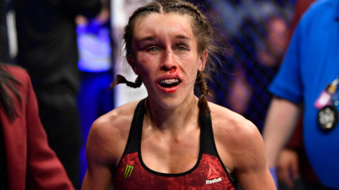 Could You Be A UFC Fighter?