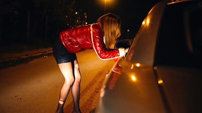 Do you believe a woman is at fault if her man sees a prostitute?