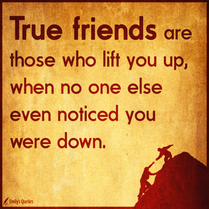 Do you have someone in your life that you know will always be there for you?