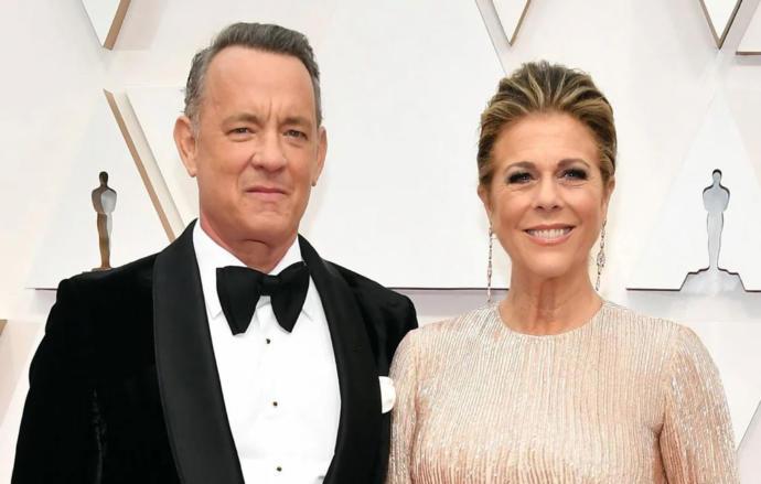 Tom Hanks and wife get coronavirus