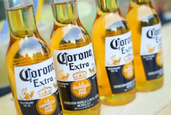 Can you believe corona beer sales have dropped since the coronavirus?