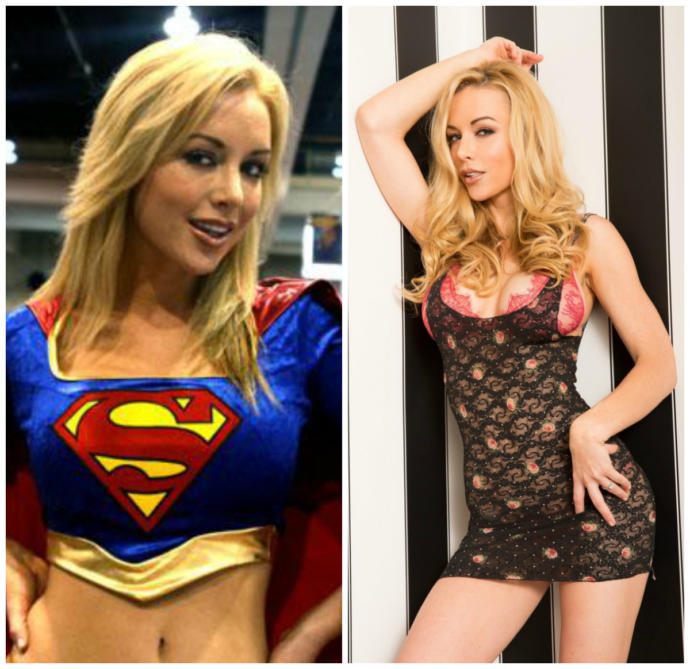 Who is your porn dream : Kayden Kross vs Sasha Grey vs Jordan Caprige vs Emily Grey?