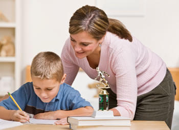 Did your parent ever helped you with homework and was it a good or bad experience?