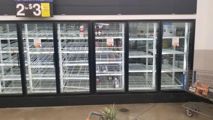 Your grocery stores look like this?